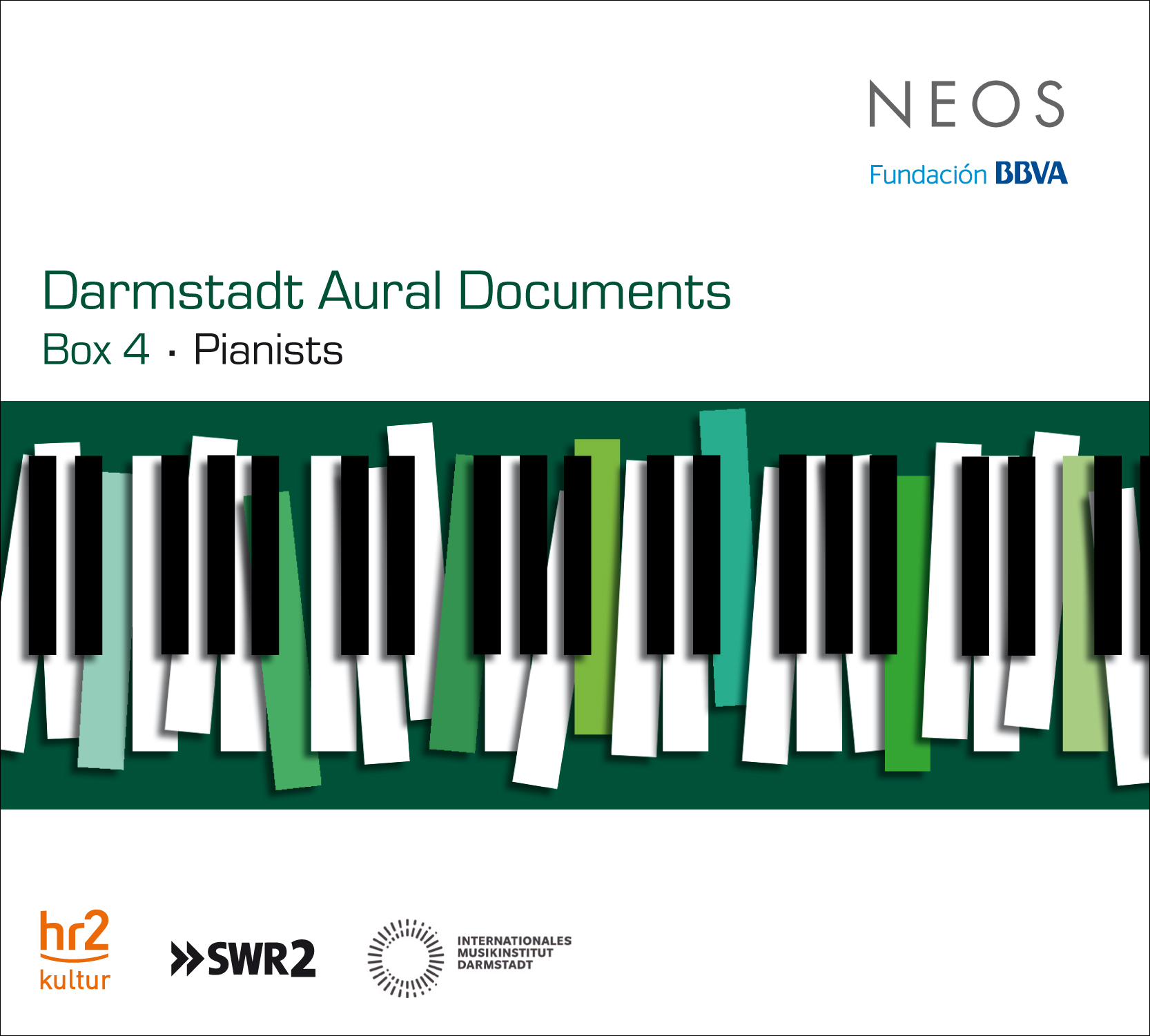 Darmstadt Aural Documents Box 4